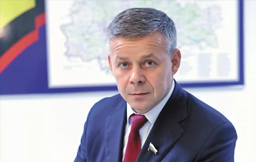 Онлайн встреча с главой города Курска В.Карамышевым