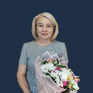 Косухина Анна Леонидовна