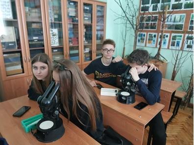 Учебная практика в Курской ГСХА