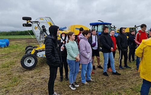 Выставка сельскохозяйственной техники